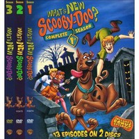 What's New Scooby-Doo: Complete Seasons 1-3 (6 Discs) (Special edition, Dual-layered DVD)