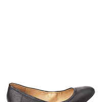 FOREVER 21 Faux Leather Ballet Flats