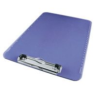 Office Depot Brand Clipboard 9 x 12 Assorted Colors No Color Choice by Office Depot & OfficeMax