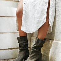 Free People Iris Suede Mid Boot