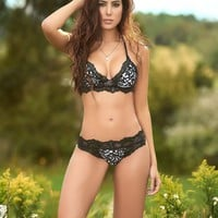Naughty & Cute Lace Lingerie Set