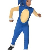 Sonic Generations Sonic The Hedgehog Costume - Small