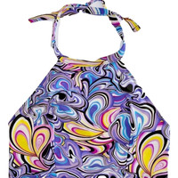 Lost In Space Halter Top