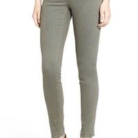 Madewell Garment Dyed Skinny Jeans | Nordstrom
