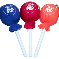 Big Plush Tootsie Roll Pop Candy Pillow | CandyWarehouse.com Online Candy Store