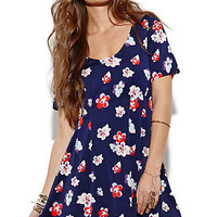 MinkPink Sherbert Floral Dress at PacSun.com