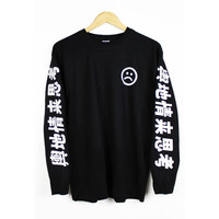 Unknown Death 2002 Long Sleeve T Shirt Japanese