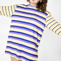Kast Away Striped Tee