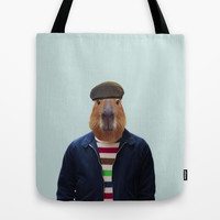 Polaroid N°12 Tote Bag by Francesca Miele (Natt)