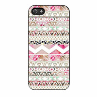Girly Floral Tribal Andes Aztec iPhone 5 Case