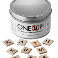 One Up! Word Game