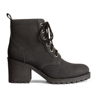 H&M Ankle Boots $39.99