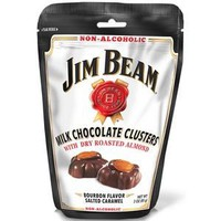 Jim Beam Milk Chocolate Almond Clusters