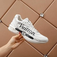 lv louis vuitton womans mens 2020 new fashion casual shoes sneaker sport running shoes 326