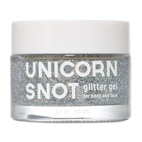 Unicorn Snot Silver Glitter Gel - For Face, Body & Hair - LAST ONE!