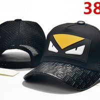 FENDI Embroidered Hat Baseball Cap Hat