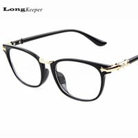 New Arrived Cat Eye Glasses Fashion eyeglasses clear lens computer glasses frame brand design plain eye glasses oculos Eyeware