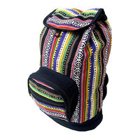 Cotton Backpack - Nepal
