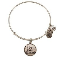 Live in the Moment Bangle - Alex and Ani