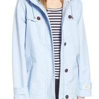 Joules Right as Rain Waterproof Hooded Jacket | Nordstrom