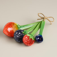 Berry Measuring Spoons - World Market