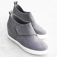 Women's Increase Platform Wedges Casual Shoes