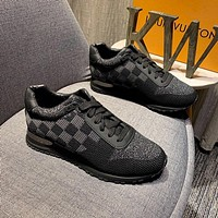 lv louis vuitton womans mens 2020 new fashion casual shoes sneaker sport running shoes 290