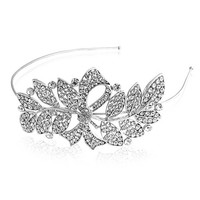 Bling Jewelry Head Band In Charge