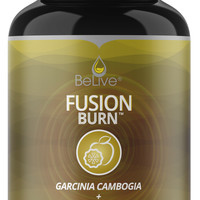 Fusion Burn Garcinia Cambogia Thermogenic Weight Loss Pills
