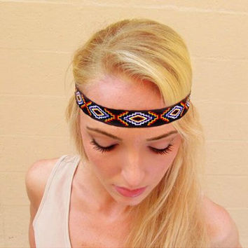 Tribal Hippie Headband