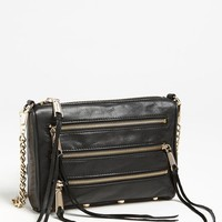 Rebecca Minkoff 'Mini 5 Zip' Convertible Crossbody Bag