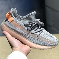 Trendsetter  Adidas yeezy boost 350V2  Women Men Casual Sneakers Sport Shoes