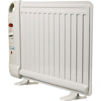 Portable 400 Watt Electric Panel Convection Space Heater