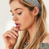 Cotton Wideband Headwrap | Urban Outfitters