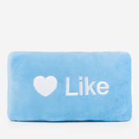 Like Button Pillow
