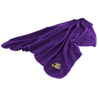 "Licensed LSU Tigers Official NCAA 50""x60"" Huddle Throw Blanket by Logo 021346 KO_19_1"