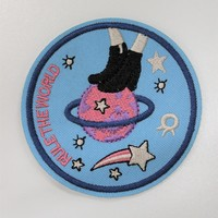 """Rule the World"" Patch"
