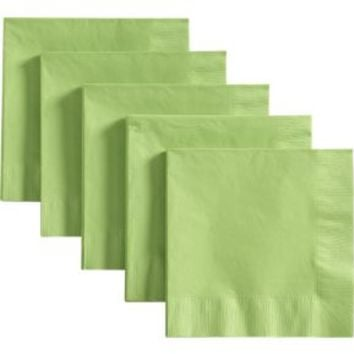 Lime Lunch Napkins (Set of 50)