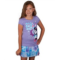 Minnie Mouse - Am I Cute Or What Girls Juvy Skirt Set