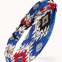 Knotted Southwestern Headwrap