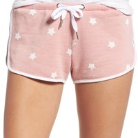 The Laundry Room Cozy Crew Lounge Shorts | Nordstrom