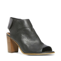 Steve Madden - NONSTP BLACK LEATHER