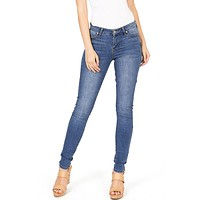 Crashing Waves Skinny Jeans