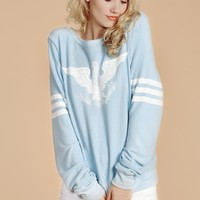 We The Brave Baggy Beach Jumper