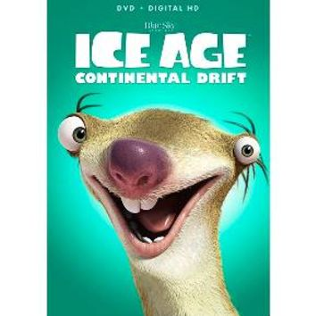 DVD Ice Age: Continental Drift (DVD)