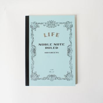 LIFE Noble Note A4 Ruled