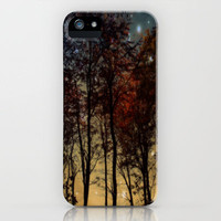 The Sight Of  The Stars Makes Me Dream iPhone Case by Ally Coxon | Society6