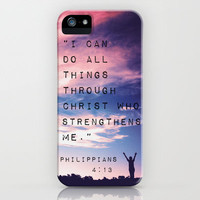 Philippians 4:13 Case Readjusted by Caleb Troy