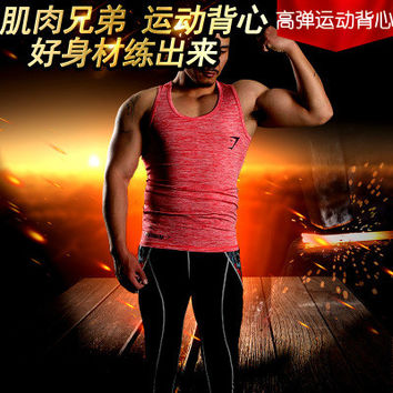 Slim Round Necked Top Women Tank Vest _ 12918