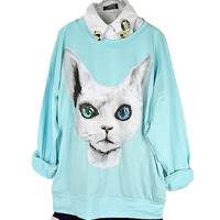 Kitty Candy Color T-Shirt